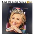 Damn I love fiction