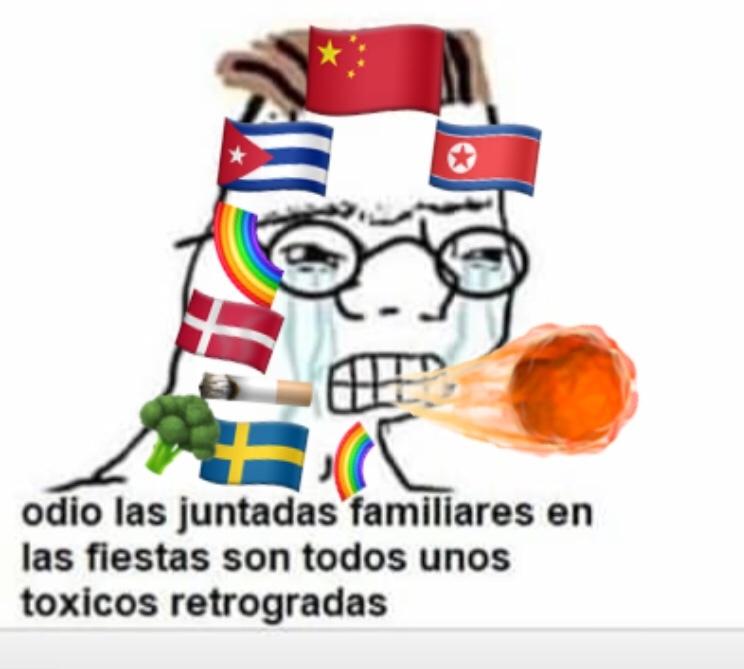 maldito patriarcade canibaliste opresor - meme