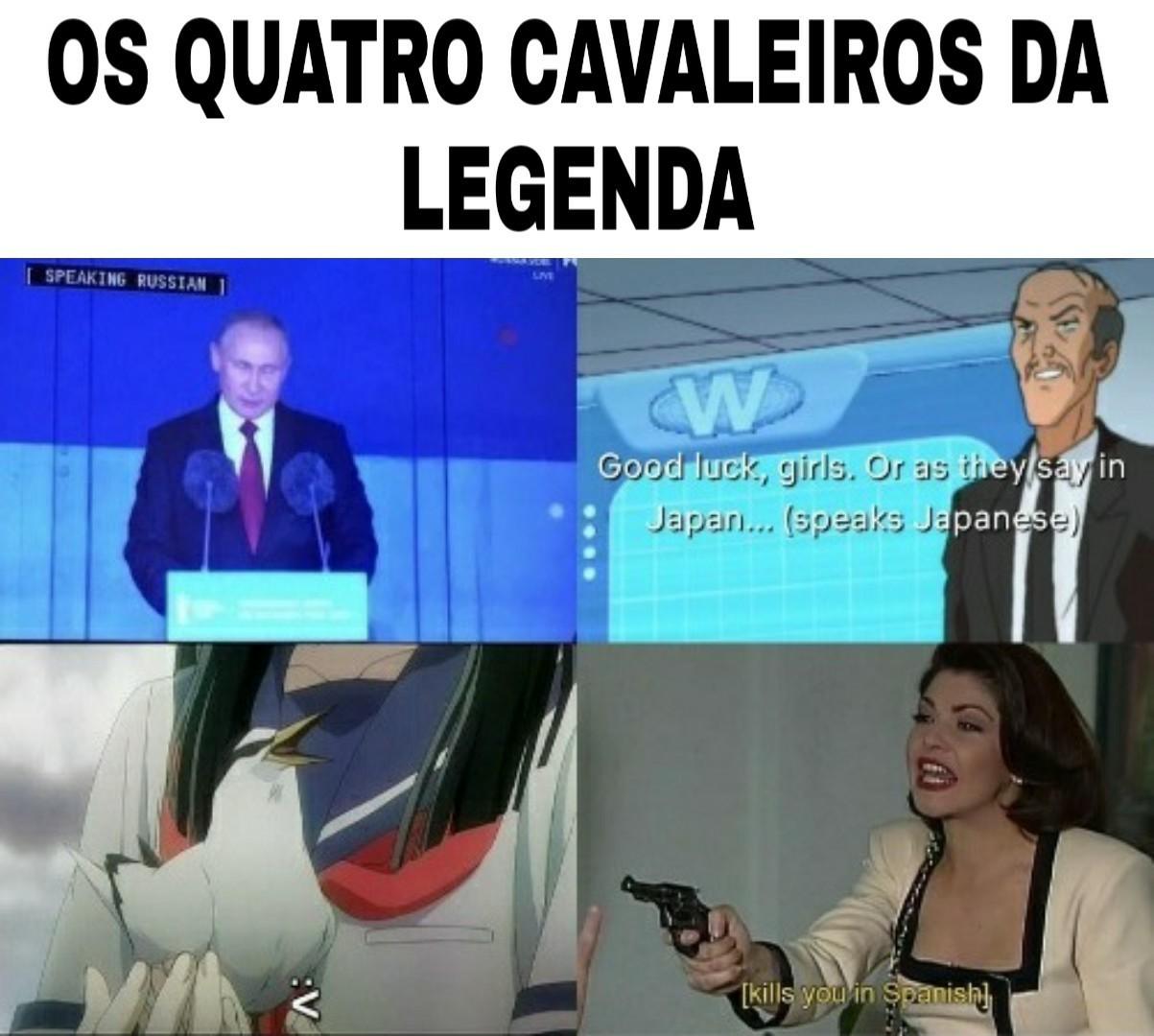Legenda - meme