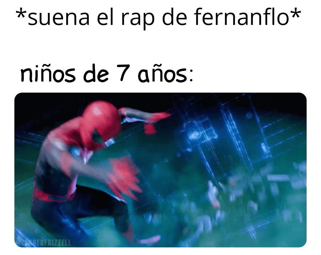 El rap de fernanflo - meme