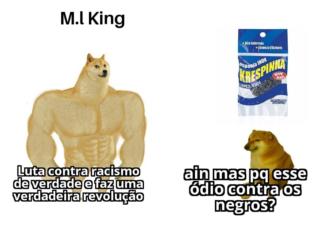 Ain racismo - meme