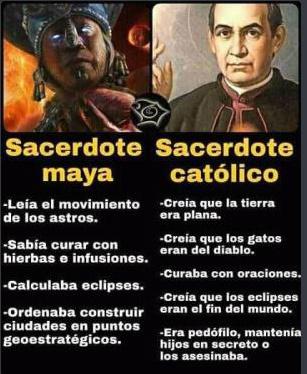 Unos capos las mayas - meme