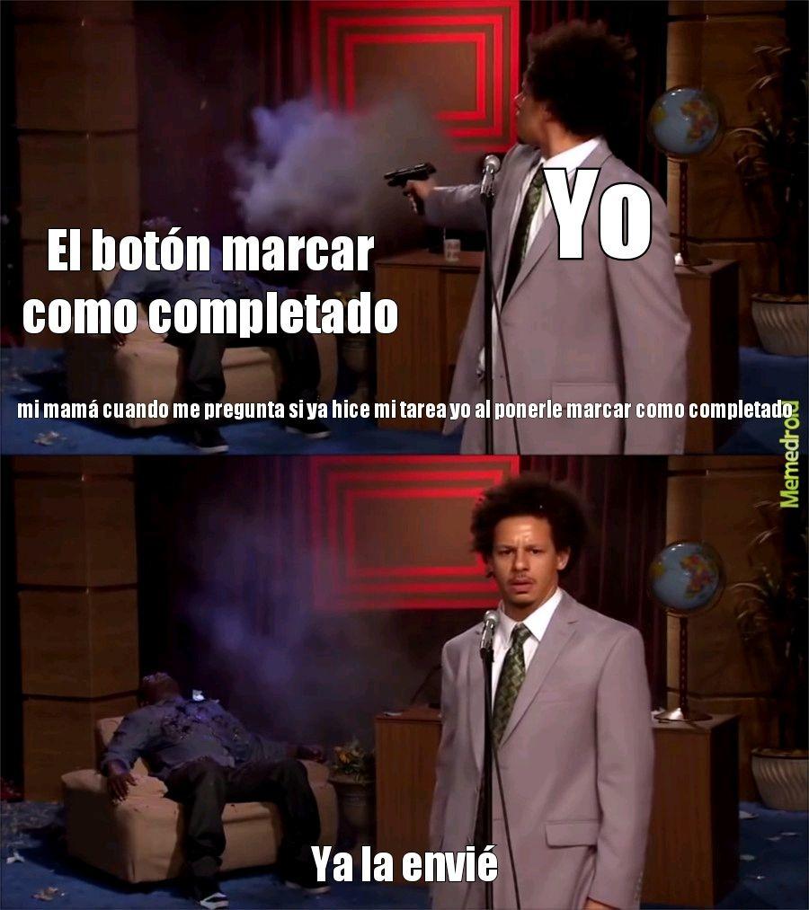 Mentiras - meme