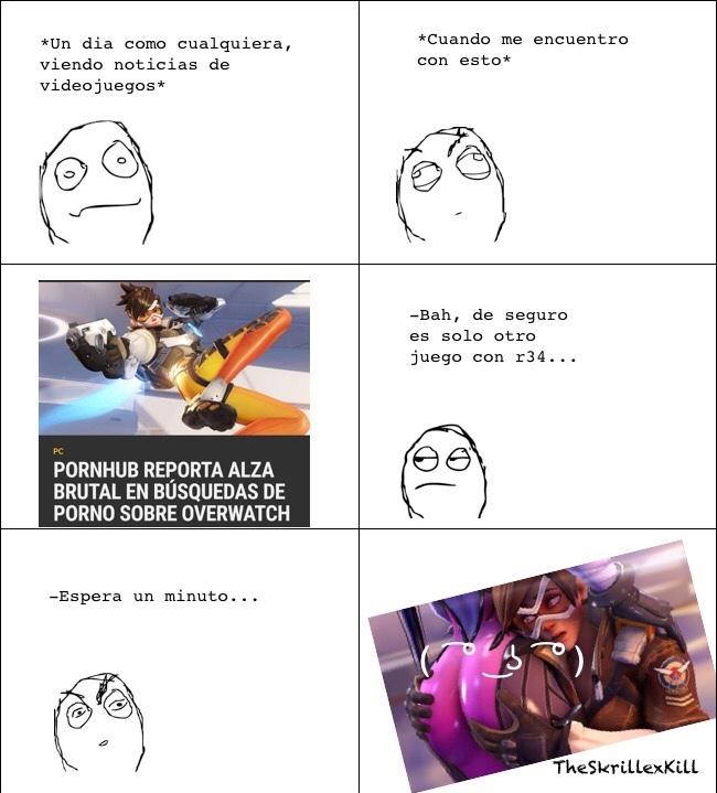 Widowmaker :^) - meme