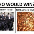 My money is on the Jews