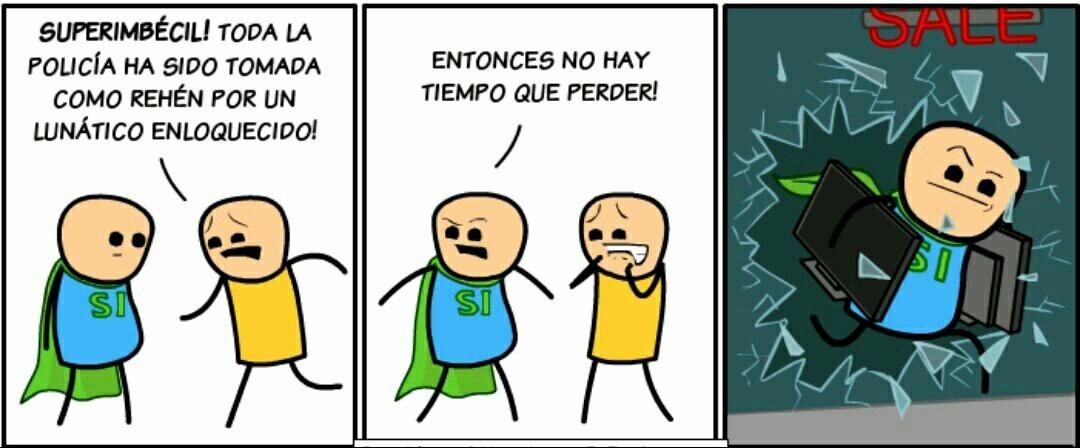 Recordando saqueos mexicanos con el súperimbécil ... - meme