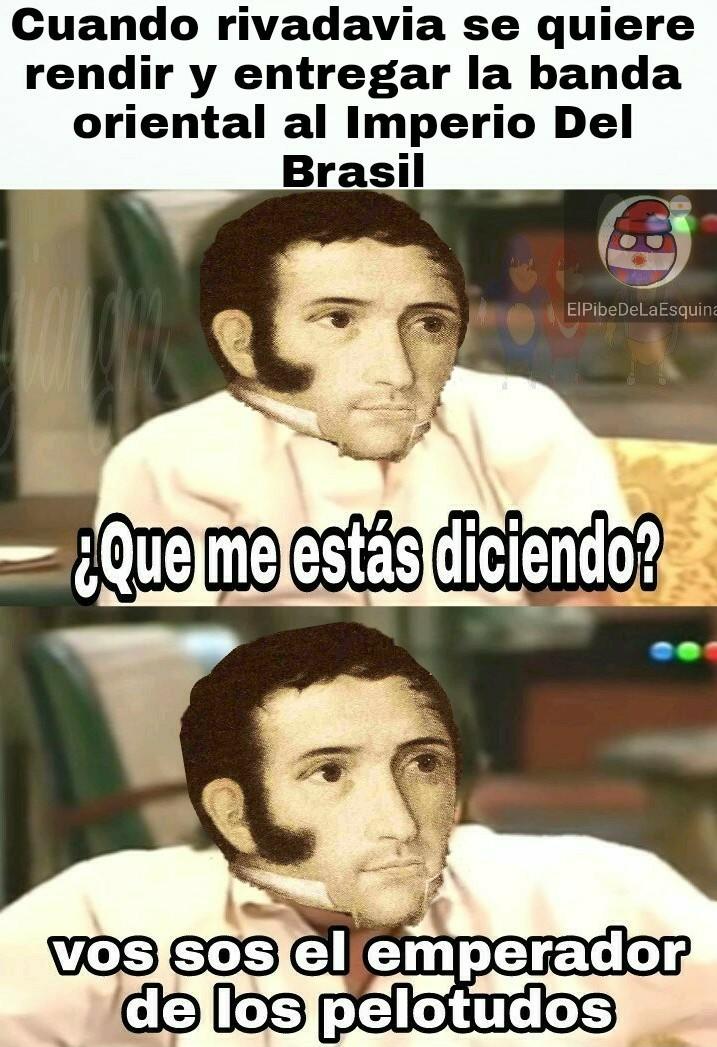 Manuel Dorrego - meme