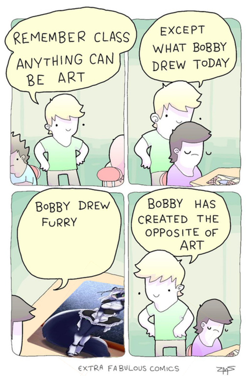 If furries are animals I have the right to hunt them and kill them - meme