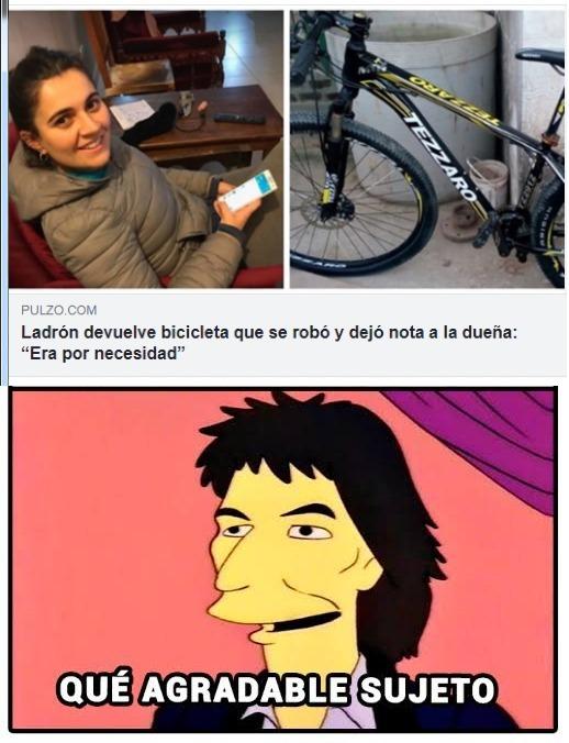 Buen ratero - meme