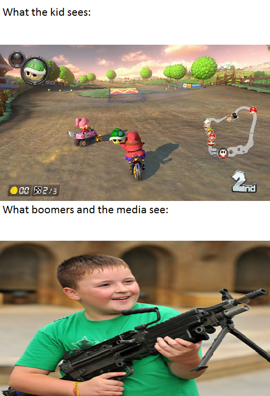 If there were no boomers, there would be none of this bullshit. So I'm gonna go burn an elderly home while this uploads - meme