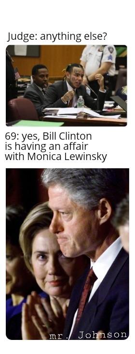 He's still telling! - meme