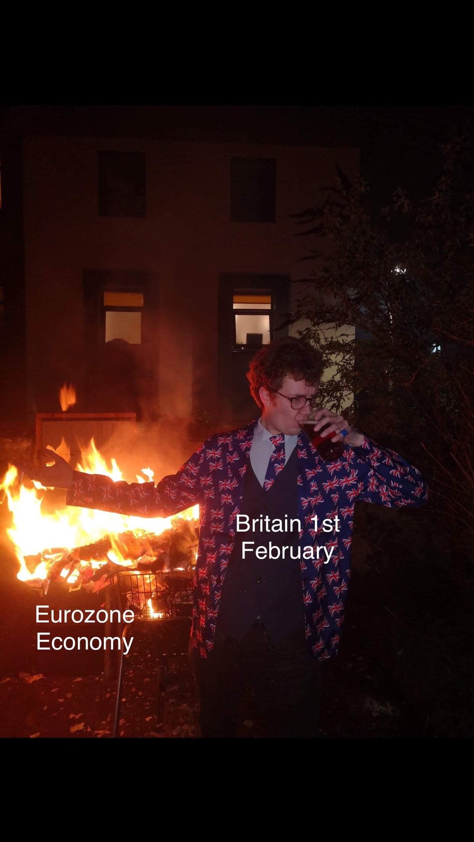 Rule Britannia - meme