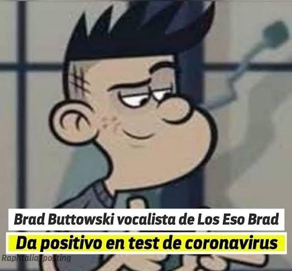 Noooo eso brad - meme