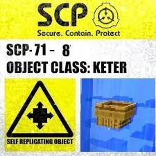 ese scp 71-8 - meme