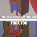 Fuck Narnia