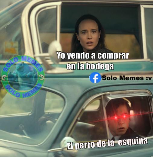 Me paso ayer . Dale like a mi Pagina de fb pls :3 (https://www.facebook.com/S%C3%B3lo-Memes-v-113277670490126/)