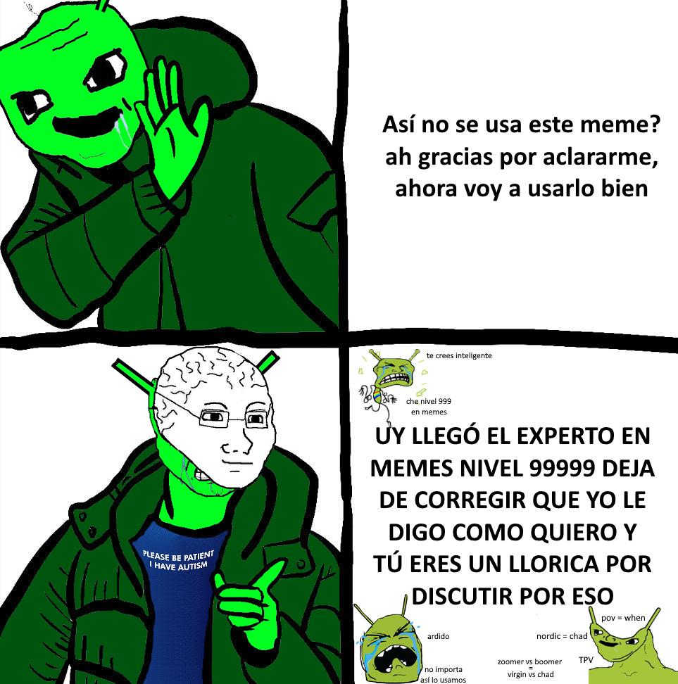 Llantodroid - meme
