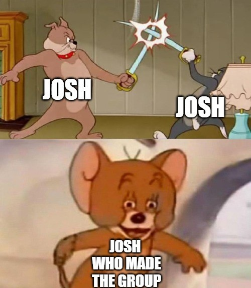 Le JoSh - meme