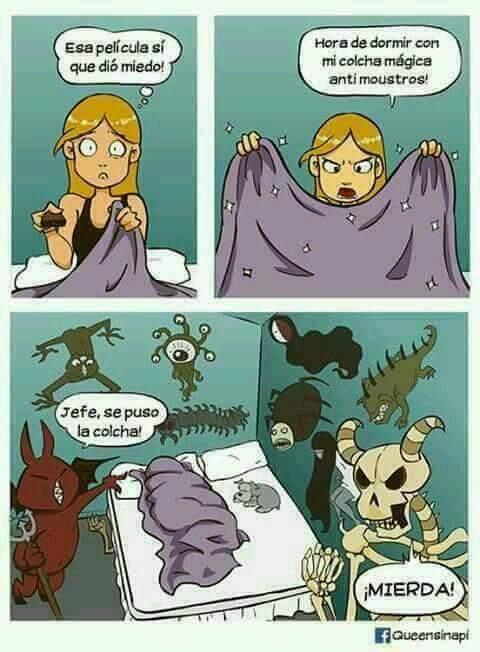 Monstruos - meme