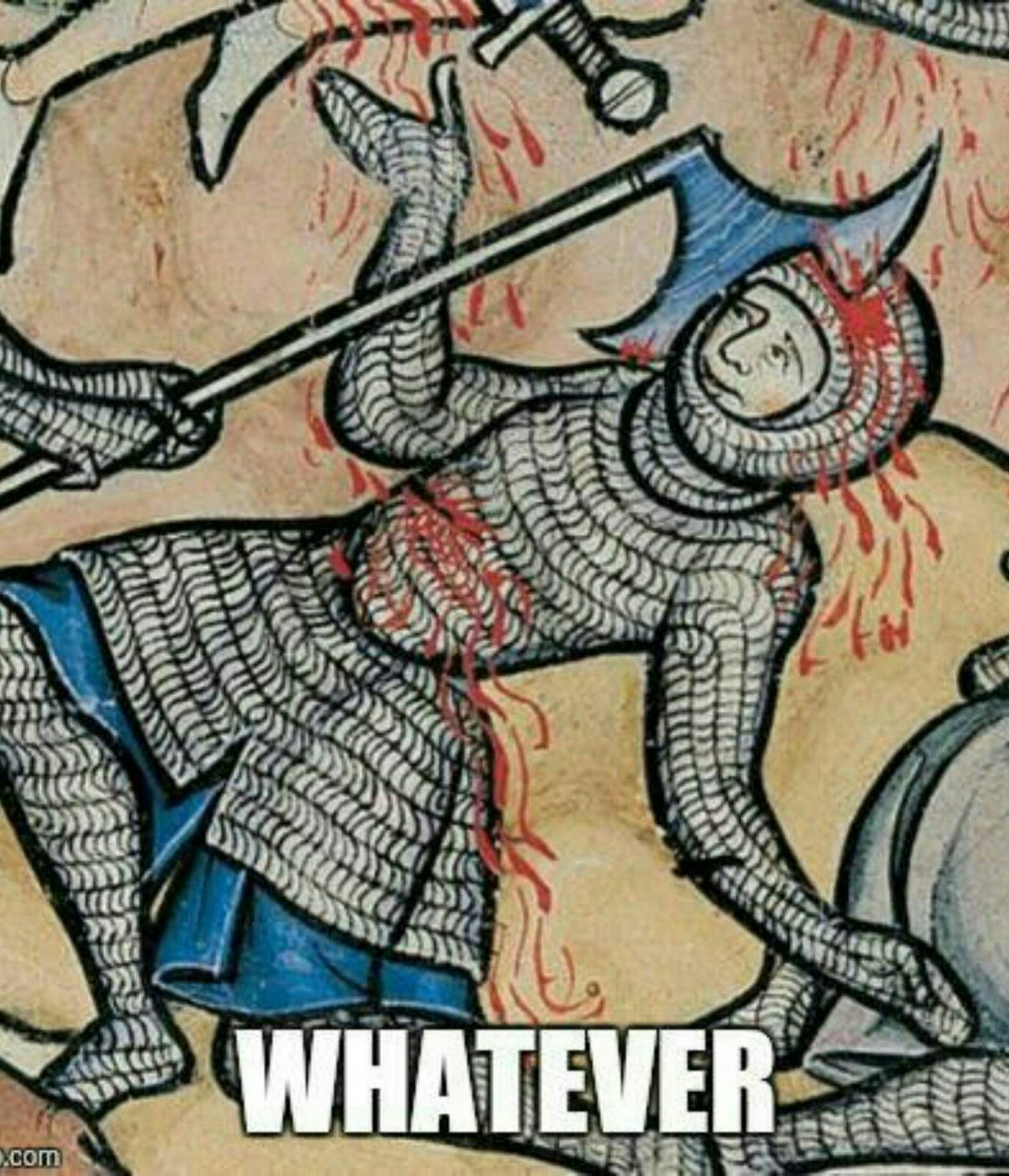What being bad at For Honor looks like - meme