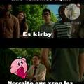 Kirby...