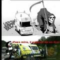 El titulo estaba en la ambulancia