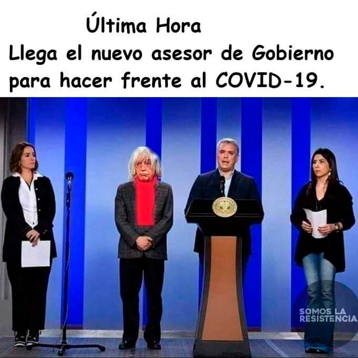 solo entenderán los colombianos - meme