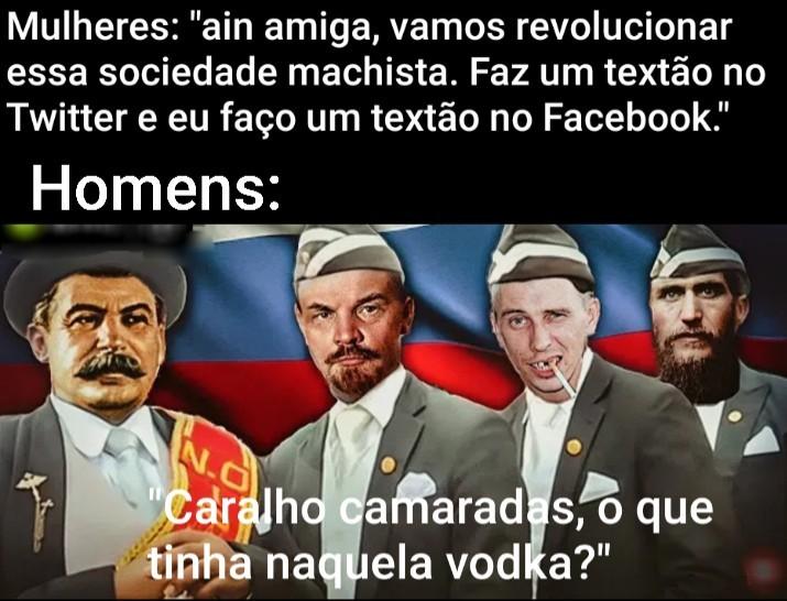 Mamãe Rússia - meme