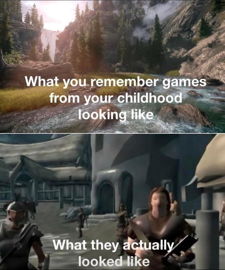 Dragonborn - meme