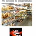 La panadería es un prostíbulo para el pansexual