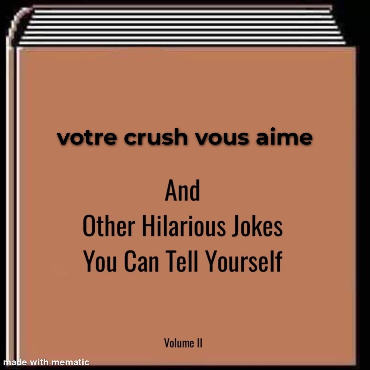 Haha, humour basée sur ma souffrance - meme