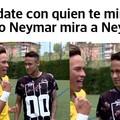 El titulo ama a Neymar