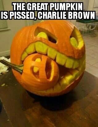 This is Halloween bich! - meme
