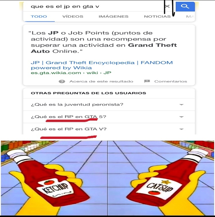 ketchup o catsup? - meme
