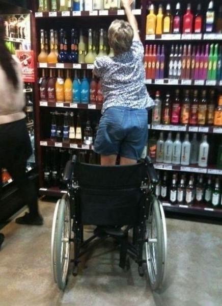 L'alcool fait des miracles - meme