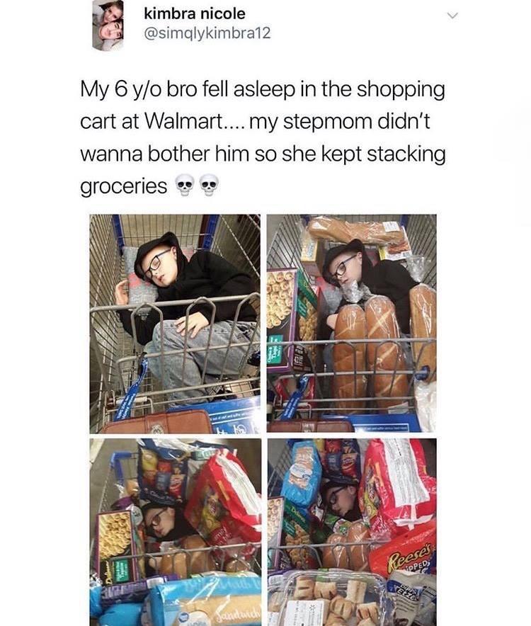 Groceries - meme