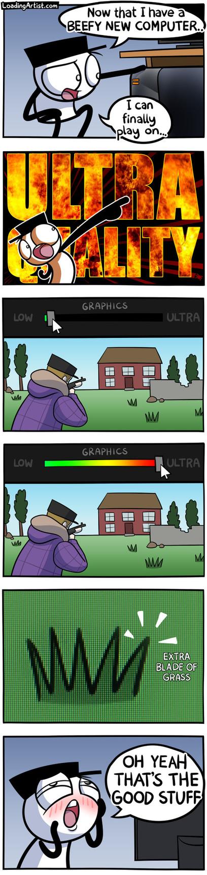 Extra Quality - meme