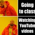 Videos over class