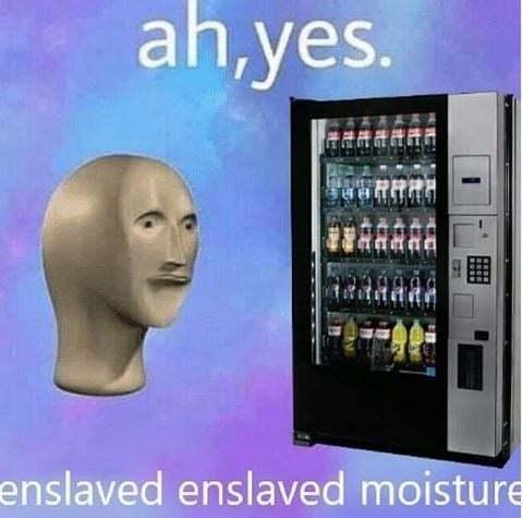 enslaved meme