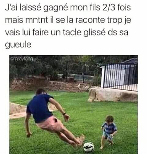Super papa - meme