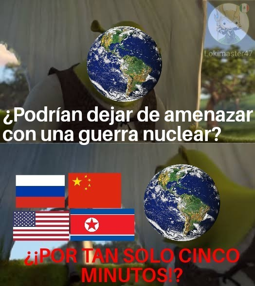 War, war never alv no se ingles XD - meme