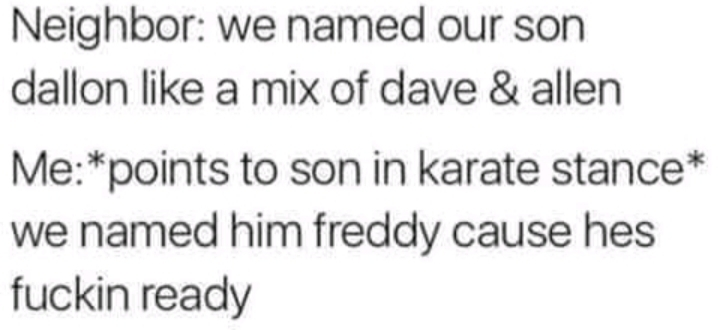 Freddy - meme