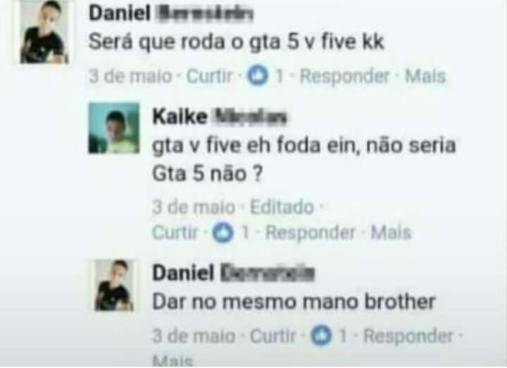 Gta 5 V five - meme