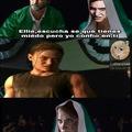 Scary movie 3:cindy vs mike tyson