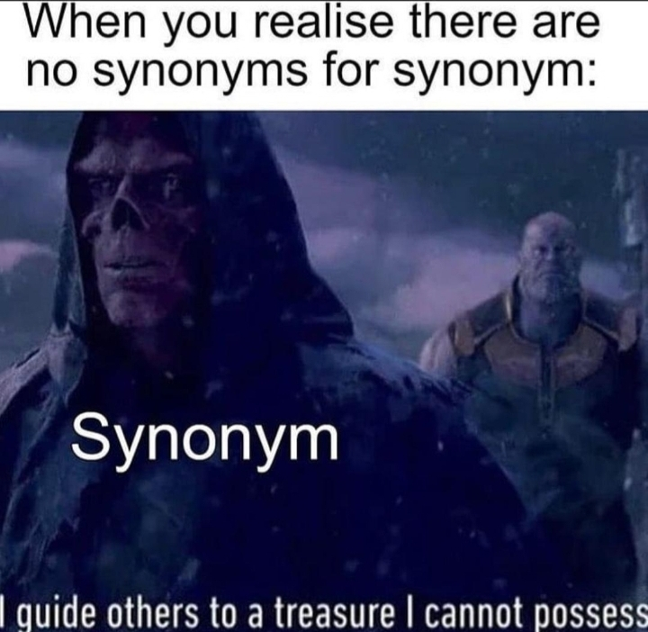He cannot - meme
