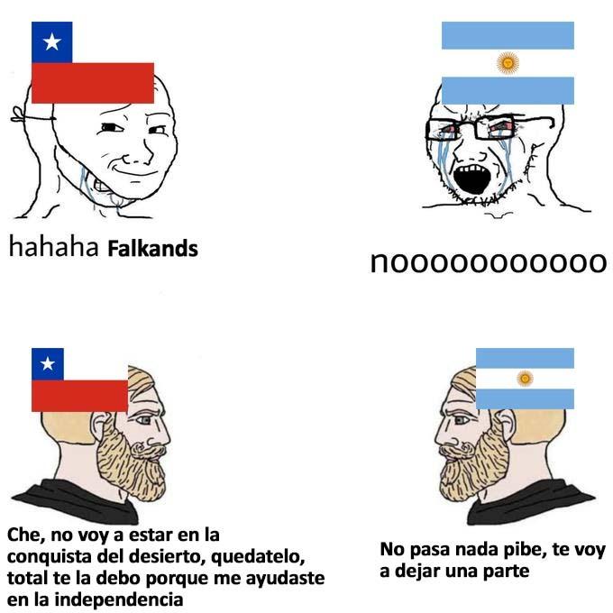 Hail_Chile comentando en 3... 2... 1... - meme