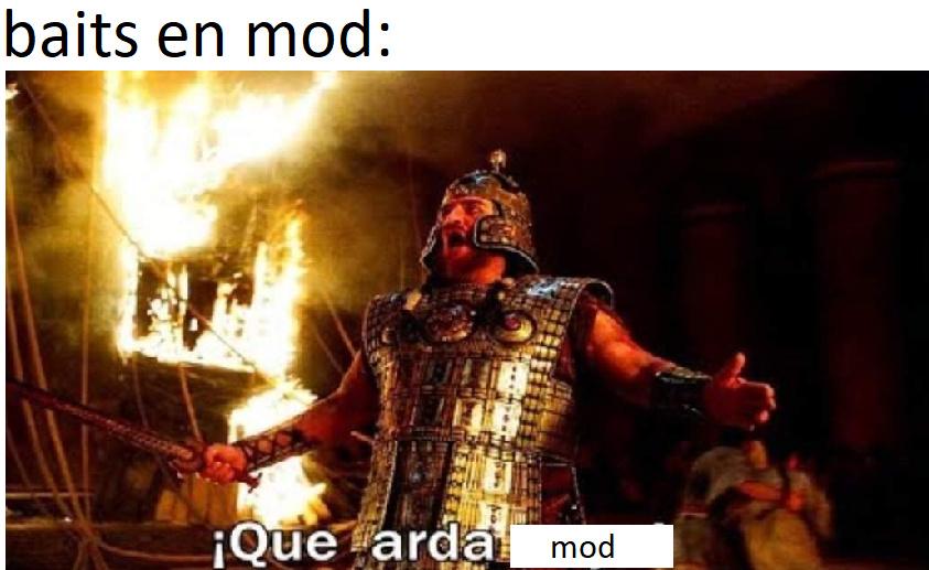 baits - meme