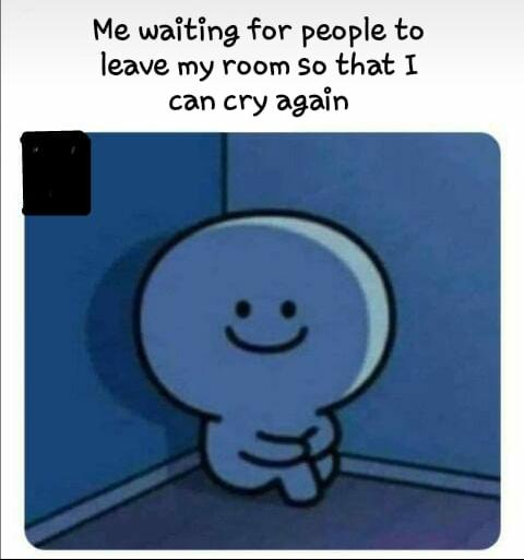 Sad noises :,( - meme