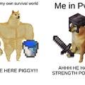 Im decent at PvP