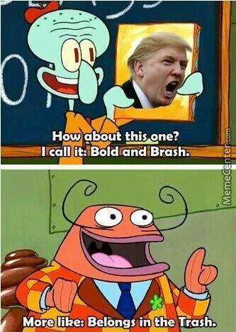 Another trump meme...............